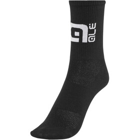 Alé Cycling Q-Skin High Strumpor svart